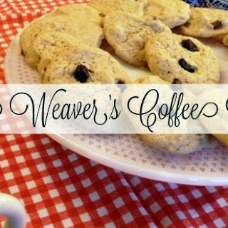 Lizzie Weaver's Coffee Cookies