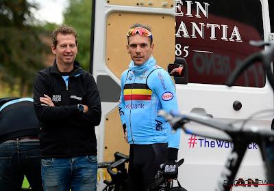 """Technisch directeur Belgian Cycling wil geval Verbrugghe ook niet opblazen: """"We zijn allemaal mensen"""""""