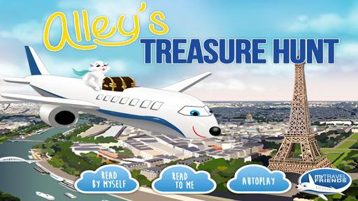 Alley's Treasure Hunt
