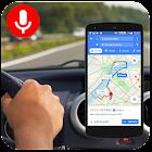 Navigation Maps & Traffic Alerts Offline icon