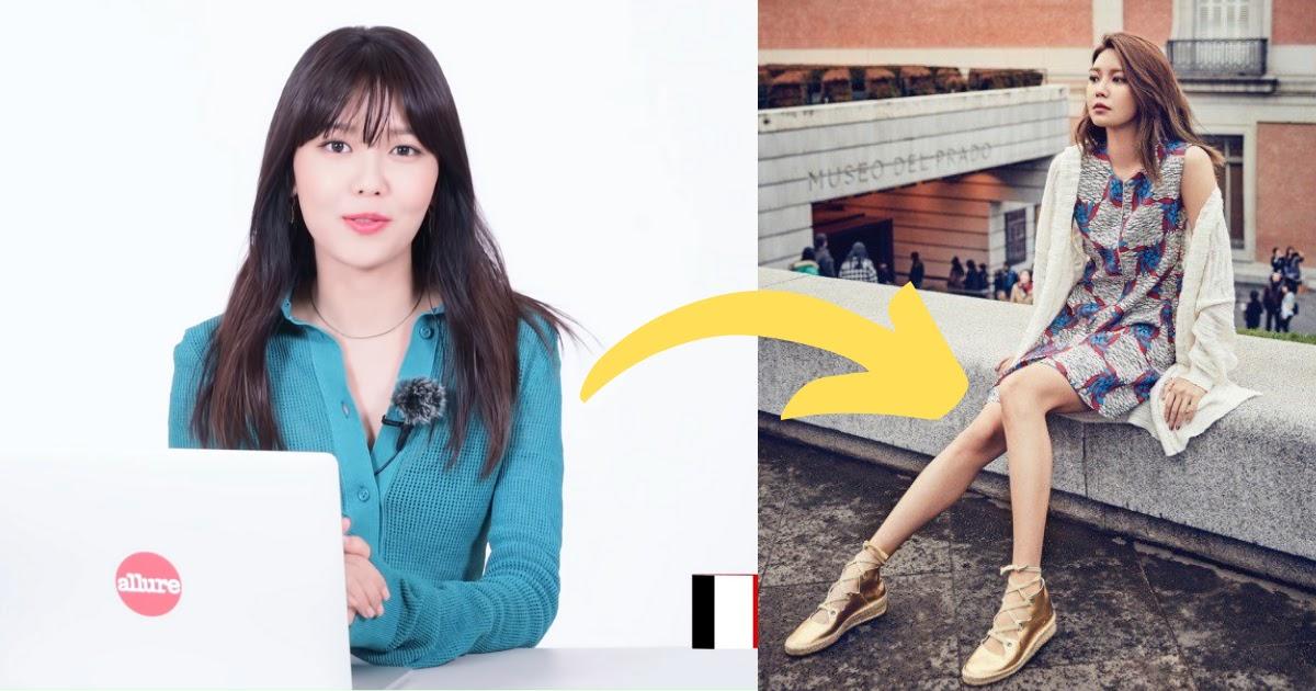 Snsd height yoona Girls' Generation