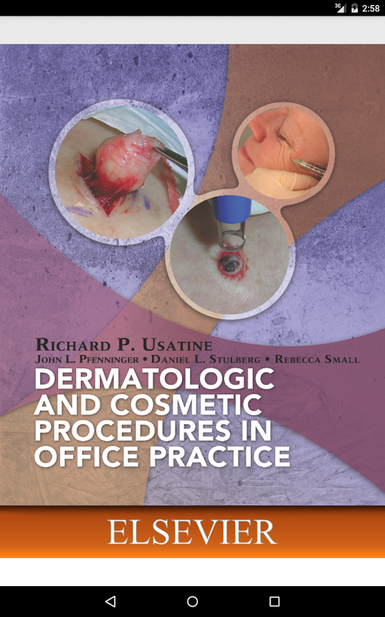 Dermatologic and Cosmetic Procedures- screenshot