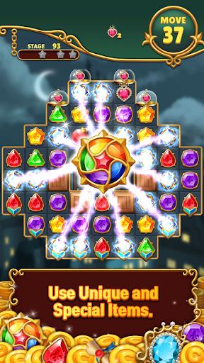 Jewels Mystery: Match 3 Puzzle 1.0.7 screenshots 2