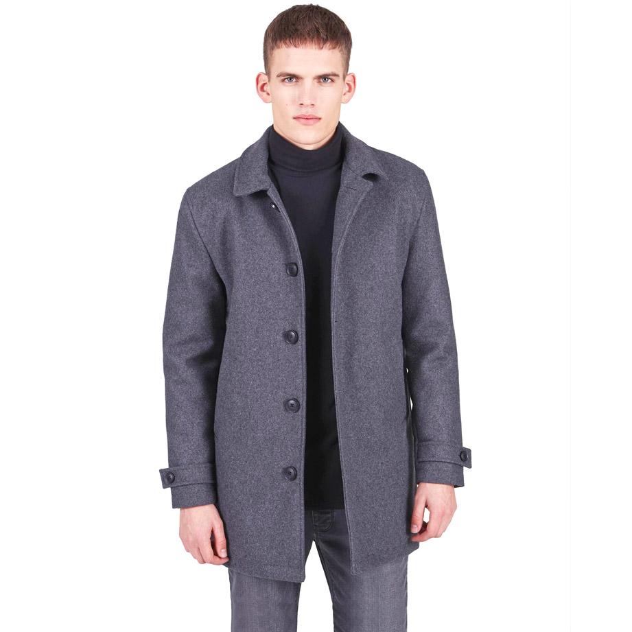 Palton Minimum, Model Jenkings, Gri