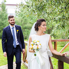 Wedding photographer Tatyana Smetanina (Smetanch). Photo of 16.05.2017