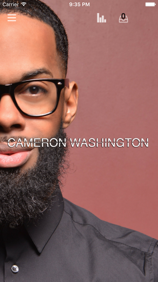 Cameron Washington- screenshot