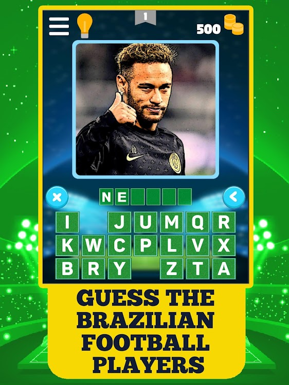Brazilian Football Quiz - Soccer Players Trivia – (Android