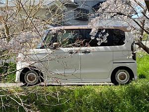Nボックス JF3 31年式NBOXカッパーブラウンGLターボのカスタム事例画像 鷹さんの2020年04月04日16:17の投稿