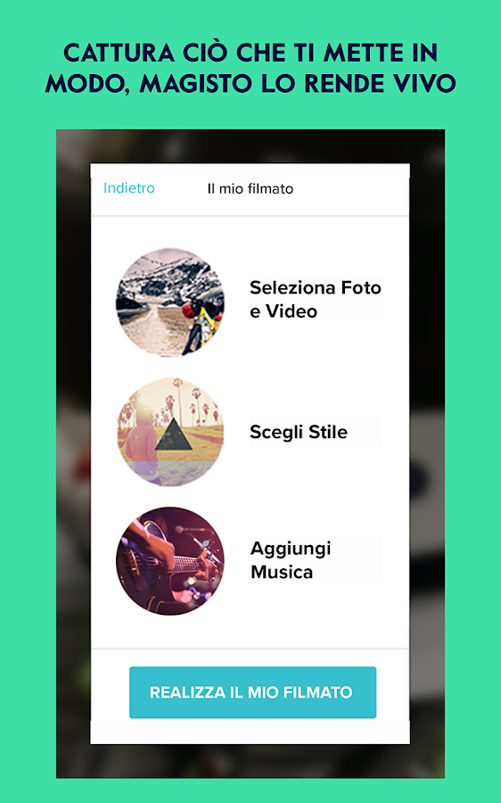 Magisto – Magico Video Editor- screenshot
