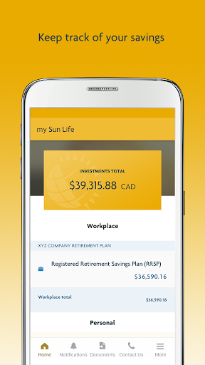 my Sun Life (Canada) for PC