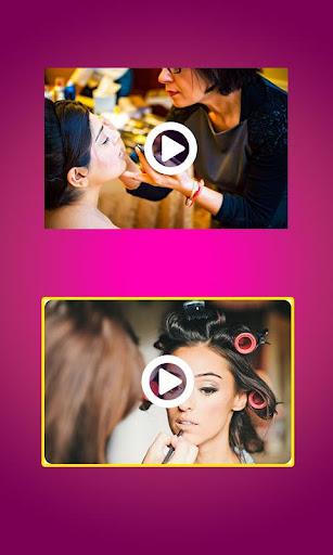 玩免費遊戲APP|下載Bridal Makeup Course Tutorial app不用錢|硬是要APP