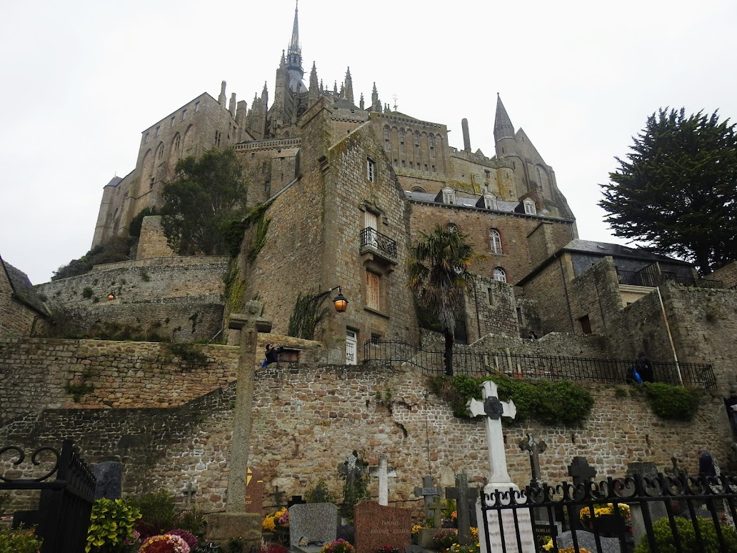 Abadía Monte Saint Michel