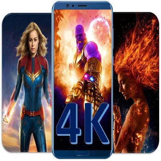 Baixar 4K Superhero Wallpapers para Android