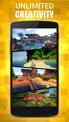 Resources Packs for Minecraft 1.10.2 screenshots 8