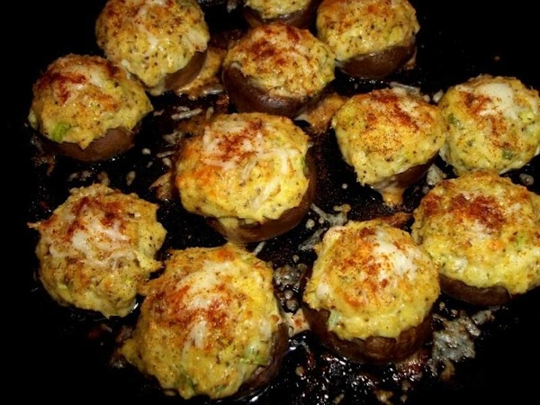 Place back in oven and bake until cheese is melted, about 3 minutes.  Serve hot...absolutely...