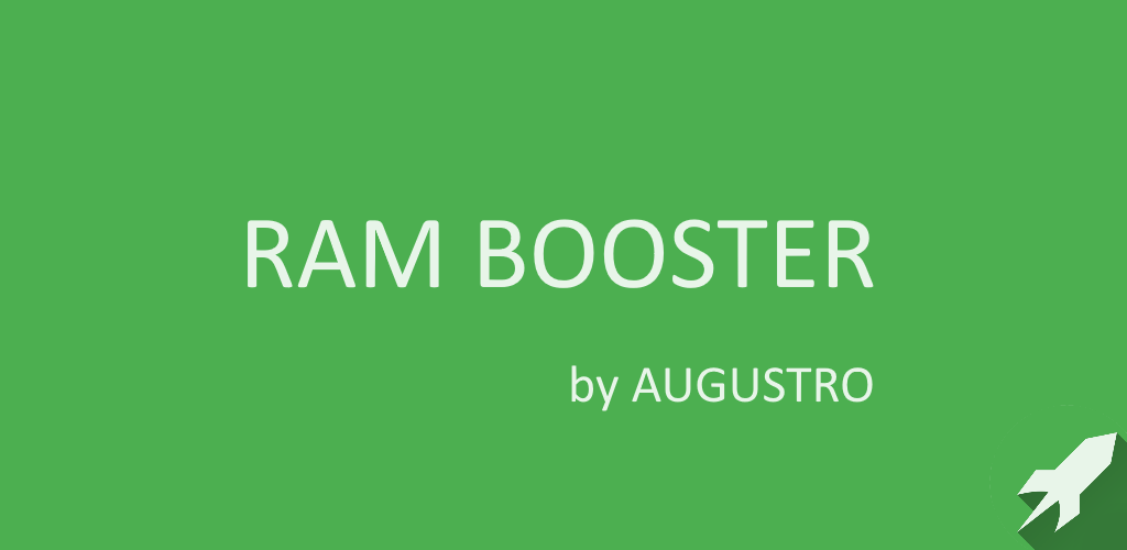 Download RAM & Game Booster by Augustro APK latest version 3 0 pro for  android devices