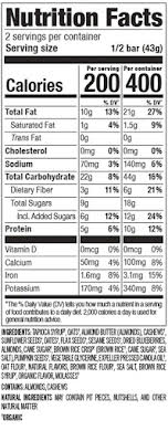 Probar Meal Bar Blueberry Muffin, Box of 12 alternate image 0
