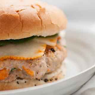 Sweet Potato Turkey Burgers Recipe