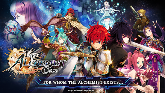 Game THE ALCHEMIST CODE APK for Windows Phone