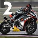 Racing bike rivals 2 - moto city racer icon