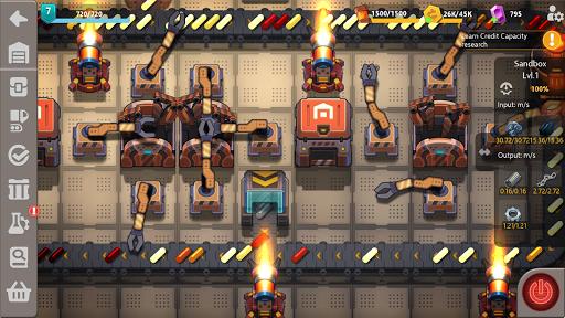 Sandship: Crafting Factory 0.2.14 screenshots 6