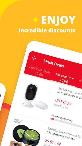 AliExpress - Smarter Shopping, Better Living  screenshots 3