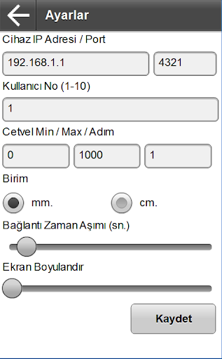 Wifi Metre 1.2.0 screenshots 2