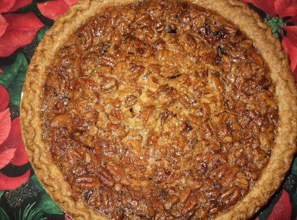 Betty's Best  Pecan Pie Recipe