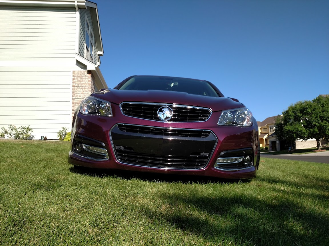 2015 auto alchemy purple ss for sale 41k with extras chevy ss forum. Black Bedroom Furniture Sets. Home Design Ideas