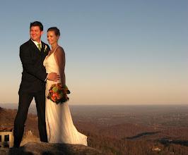 Photo: Cliffs at Glassy Chapel 11/09 - http://www.WeddingWoman.net ~