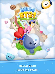 Game LINE HELLO BT21 APK for Windows Phone