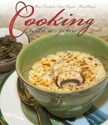 Cream of Chicken Soup with a Twist