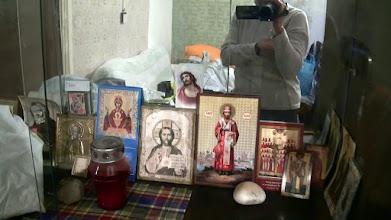 Photo: Иконы в нашей квартире