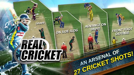 🔥 APK MANIA™ Full » Real Cricket ™ 14 v2 0 5 [Modded] APK