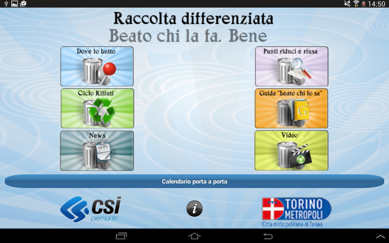 Beato chi lo sApp- screenshot