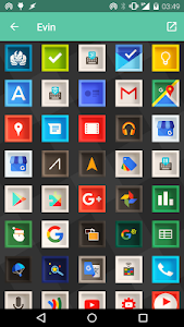 Evin - Icon Pack screenshot 10