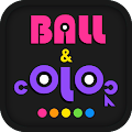 Ball & Color : Bounce Puzzle