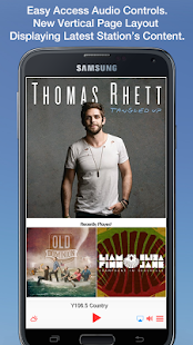 Y106.5 Country- screenshot thumbnail