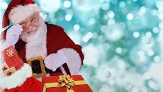 Papá Noel espera a los peques en  Bibabuk.