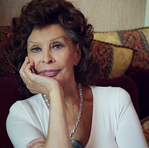 Tribute conversation: Sophia Loren