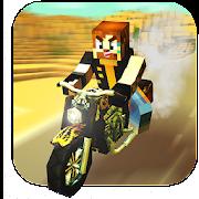 Chopper Craft: Action Games & Moto City Racing 3D