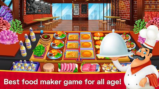 Cooking City - Master Chef 2020 screenshots 1