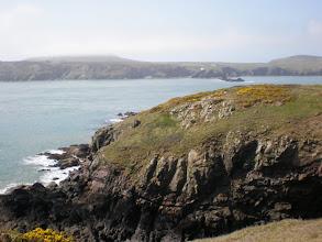 Photo: From Solva to St David's (Ramsey Island)