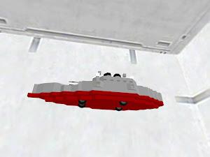 陸上駆逐艦ラ・カサミ