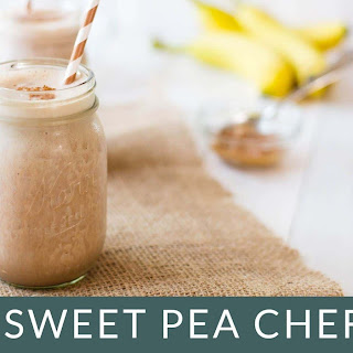 Chocolate, Banana & Peanut Butter Protein Shake Recipe
