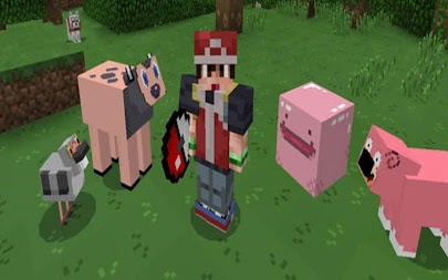 Pokecraft Addon MCPE APK screenshot thumbnail 3