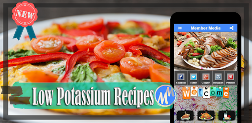 Low potassium recipes apps on google play forumfinder Image collections