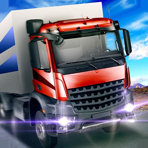 18 Wheeler Cargo Truck Driving - transport cargo!