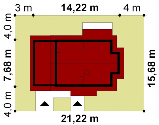 Alpinia B - Sytuacja