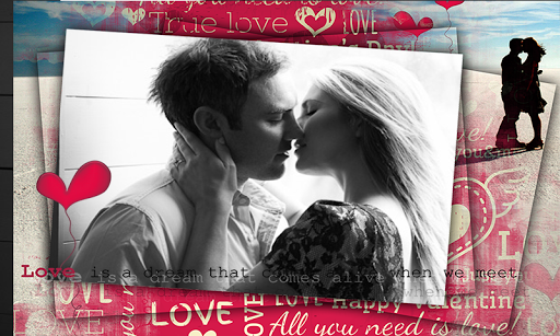 Valentine Frames Picture
